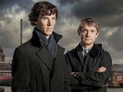 Sherlock (sezon 1) – Holmes i Watson na tropie tajemniczych zbrodni