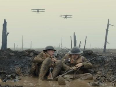 """""""1917"""" - historia dwóch szeregowców, którym zlecono niebezpieczną misję"""