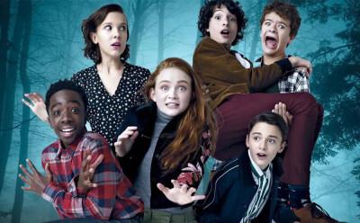 """3 sezon serialu """"Stranger Things"""" - gdzie i kiedy oglądać?"""