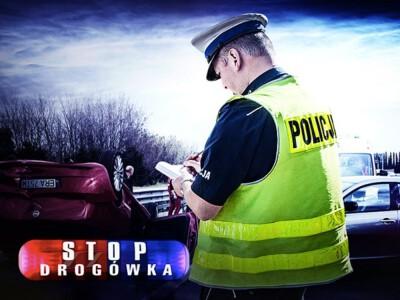STOP Drogówka - patrole czuwają na drogach
