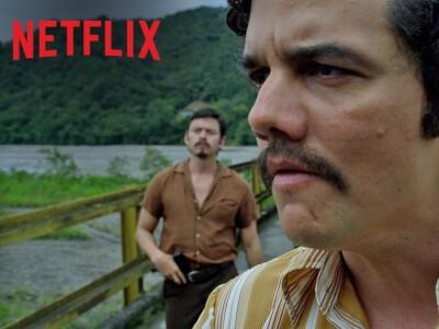 Narcos (sezon 1) – początek historii Pabla Escobara