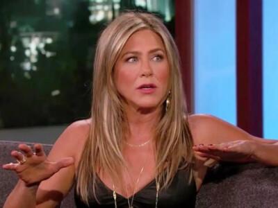 Jennifer Aniston opowiedziała o trudnym dzieciństwie