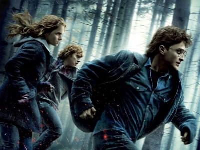 Harry Potter i Insygnia Śmierci część 1 - początek końca