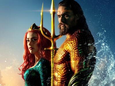 Aquaman (2018) - wodny superbohater