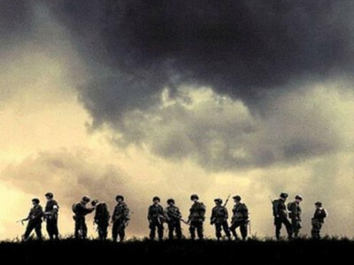Kompania braci - opowieść tych, którzy przetrwali