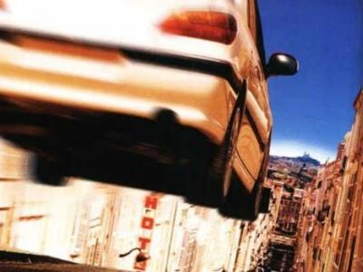 Taxi (1998) - szybka jazda i nietypowa przysługa