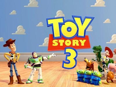 Toy Story 3 - zabawki trafiają do przedszkola