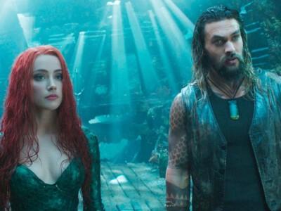 """Amber Heard zabiera głos w sprawie bojkotu jej wystąpienia w """"Aquamanie 2"""""""