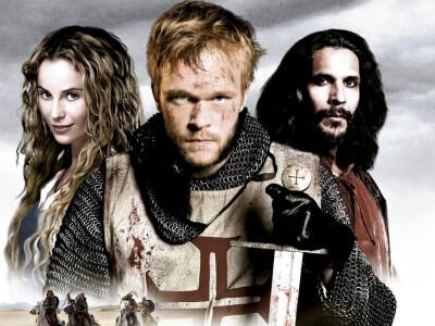 Templariusze. Miłość i krew - Ziemia Święta, miłość i powinność