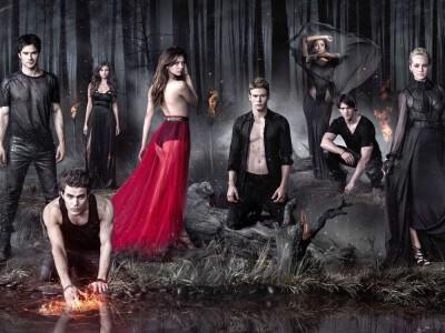 Pamiętniki wampirów – niebezpieczne i krwiożercze