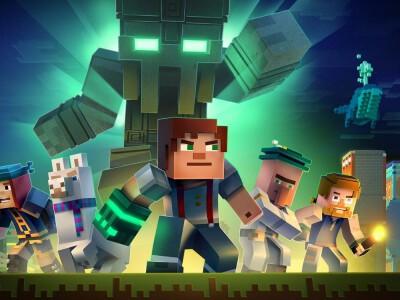 Minecraft: Tryb Fabularny – interaktywny serial dla najmłodszych