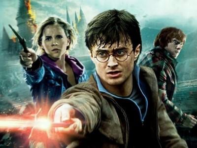 """""""Harry Potter"""" - Daniel Radcliffe czyta powieść J. K. Rowling"""