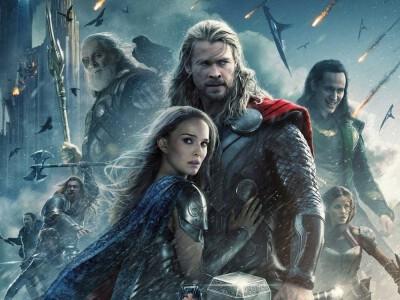 Thor: Mroczny świat - zaprowadzić porządek w kosmosie