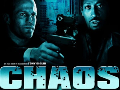 Teoria chaosu (2006) - tajemniczy napad na bank
