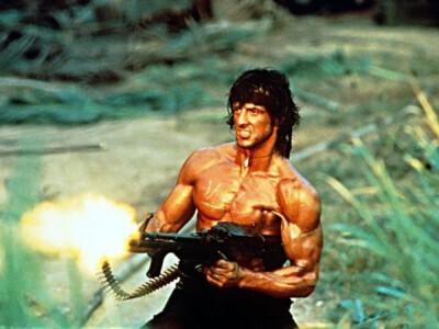 Rambo II (1985) - komandos w Wietnamie