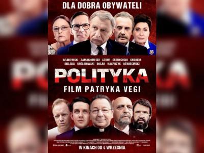 """""""Polityka"""" - wyszedł zwiastun nowego filmu Vegi. Kto zagra i kiedy premiera?"""