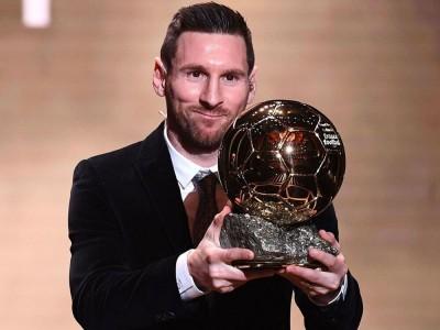 Złota piłka dla Leo Messiego – Argentyńczyk znowu na szczycie