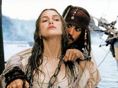 Piraci z Karaibów: Klątwa Czarnej Perły - nietypowy pirat