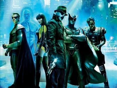 Watchmen Strażnicy - polowanie na superbohaterów