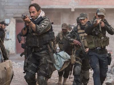 Mosul - walka z żołnierzami ISIS