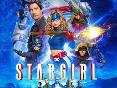 Stargirl – opowieść o młodej superbohaterce