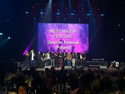 Polski festiwal najlepszy w całej Europie!