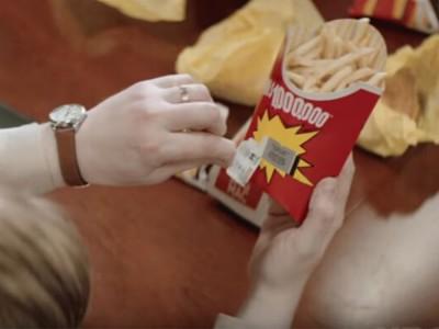 """""""McMiliony"""" – historia kradzieży 24 mln dolarów z loterii McDonald's"""
