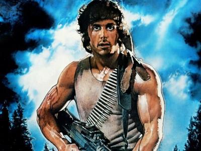 Rambo: Pierwsza krew (1982) - były komandos w akcji