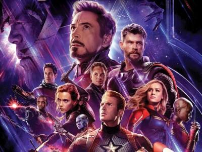 Avengers: Koniec gry – finał świata superbohaterów