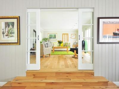 Zagospodarowanie przestrzeni w każdym domu DIY