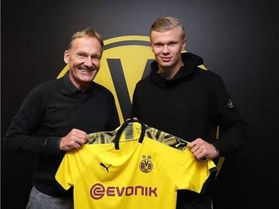 Erling Haaland bohaterem hitowego transferu – zostanie gwiazdą kolejnej ligi?