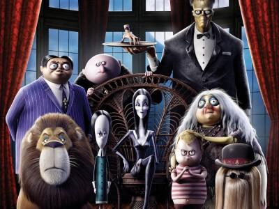Rodzina Addamsów (2019) - animowane perypetie nietypowej rodziny
