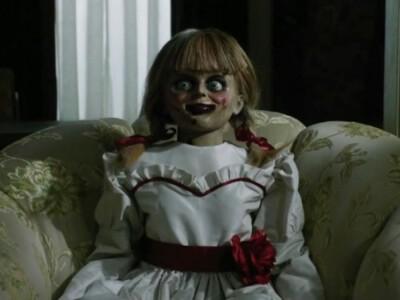 Annabelle wraca do domu - powrót mrocznej lalki