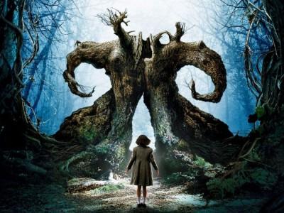 Labirynt fauna (2006) - tajemnicze miejsce i stworzenia