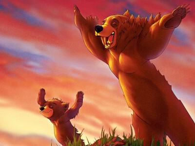 Mój brat niedźwiedź - ciekawa historia o niedźwiadkach