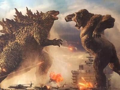 Godzilla vs. Kong - wielka walka