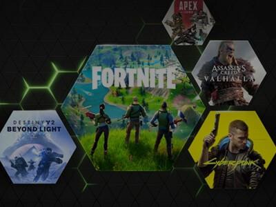 NVIDIA GeForce NOW – graj w chmurze