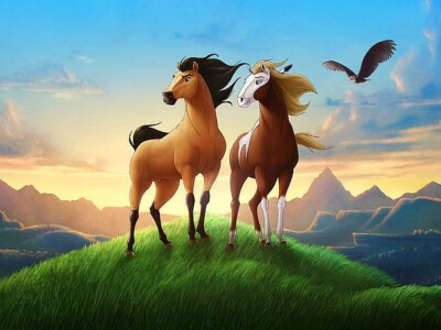 Mustang z dzikiej doliny - odzyskać wolność