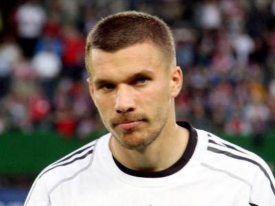 Łukasz Podolski ma nowy klub i nie jest to Górnik Zabrze