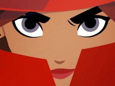 Carmen Sandiego - serial szpiegowski w animowanej wersji