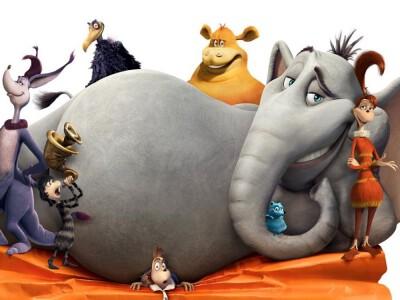 Horton słyszy Ktosia - mały świat spotyka się z wielkim światem