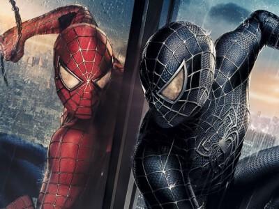 Spider-Man 3 - czarny strój i zmiana osobowości