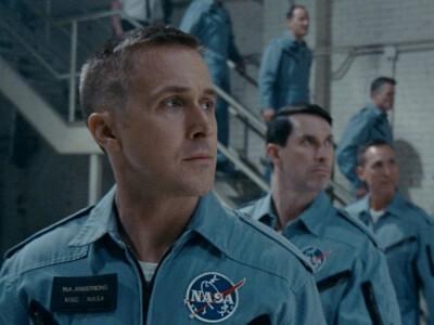 Pierwszy człowiek - fragment życia Armstronga