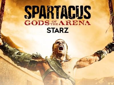 Spartakus: Bogowie areny – historia Gannicusa