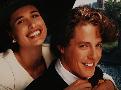 Cztery wesela i pogrzeb (1994) - czy jest za późno na miłość?