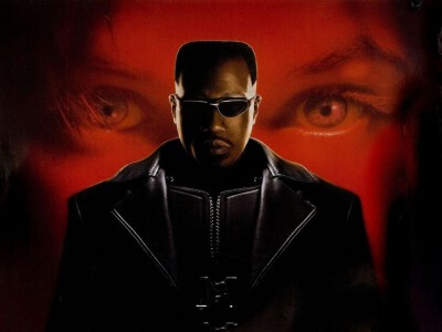 Blade - Wieczny łowca (1998) - wampiry kontra ludzie