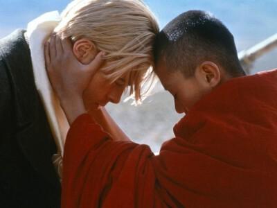 Siedem lat w Tybecie (1997) - uwięziony himalaista