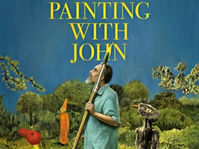 Malowanie z Johnem - piękna wędrówka