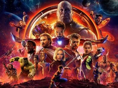 Avengers: Wojna bez granic - bohaterowie kontra Thanos