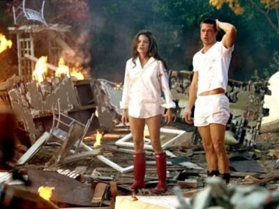 Mr. & Mrs. Smith - zabójczo wybuchowa para